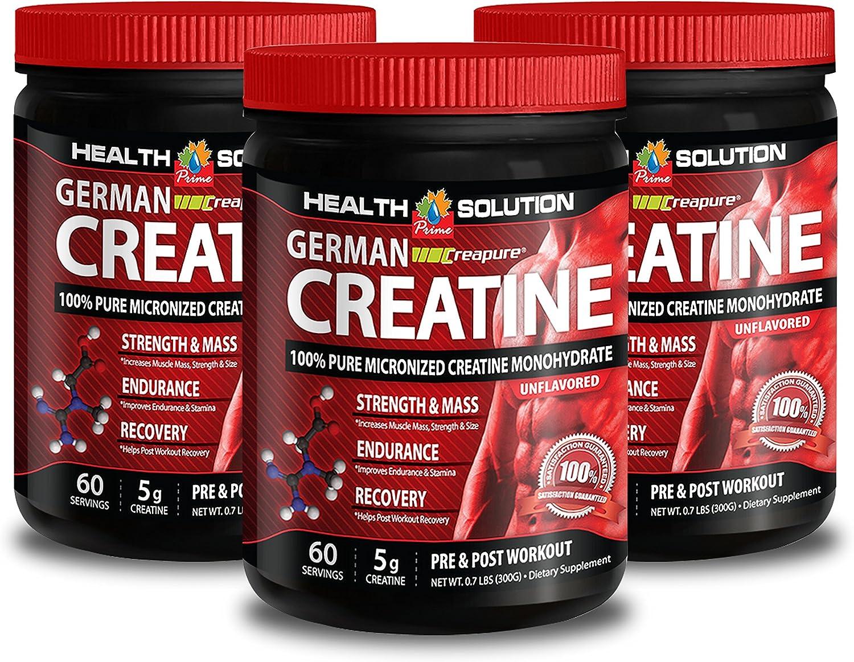 Creatine Post Workout - CREAPURE German 300 CREATINE unisex MONOHYDRATE Super-cheap