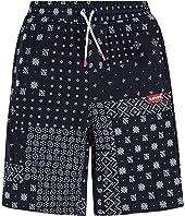 Soft Knit Jogger Shorts (Big Kids)
