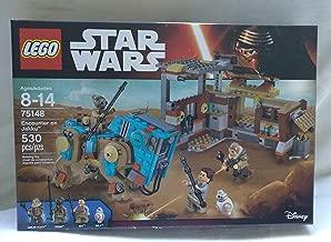 Lego Star Wars Encounter On Jakku With Unkar Plutt, Teedo, Rey, BB-8 530 PCS 75148 Ages 8-14 New In Box