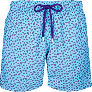 Vilebrequin - Men Swimwear Micro Ronde des Tortues