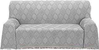 Cardenal Textil Roma Foulard Multiusos, Gris, 180x290 cm