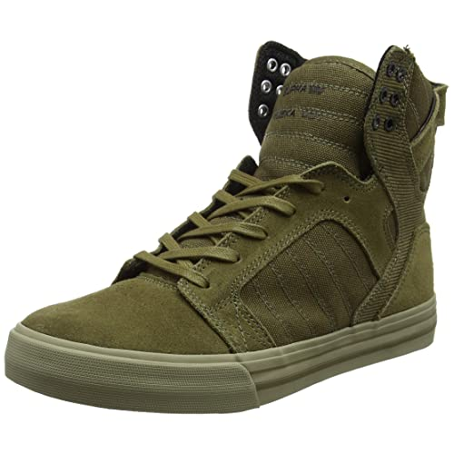 0192dd3aff0 High Top Sneakers: Amazon.com