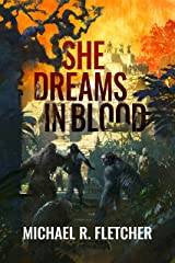 She Dreams in Blood (The Obsidian Path Book 2) Kindle Edition