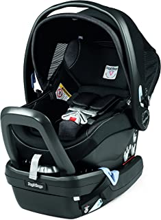 Peg Perego Primo Viaggio Nido Car Seat with Load Leg Base, Onyx