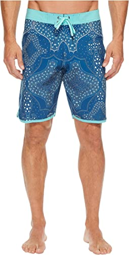 VISSLA - Bohemia Coast Four-Way Stretch Boardshorts 20
