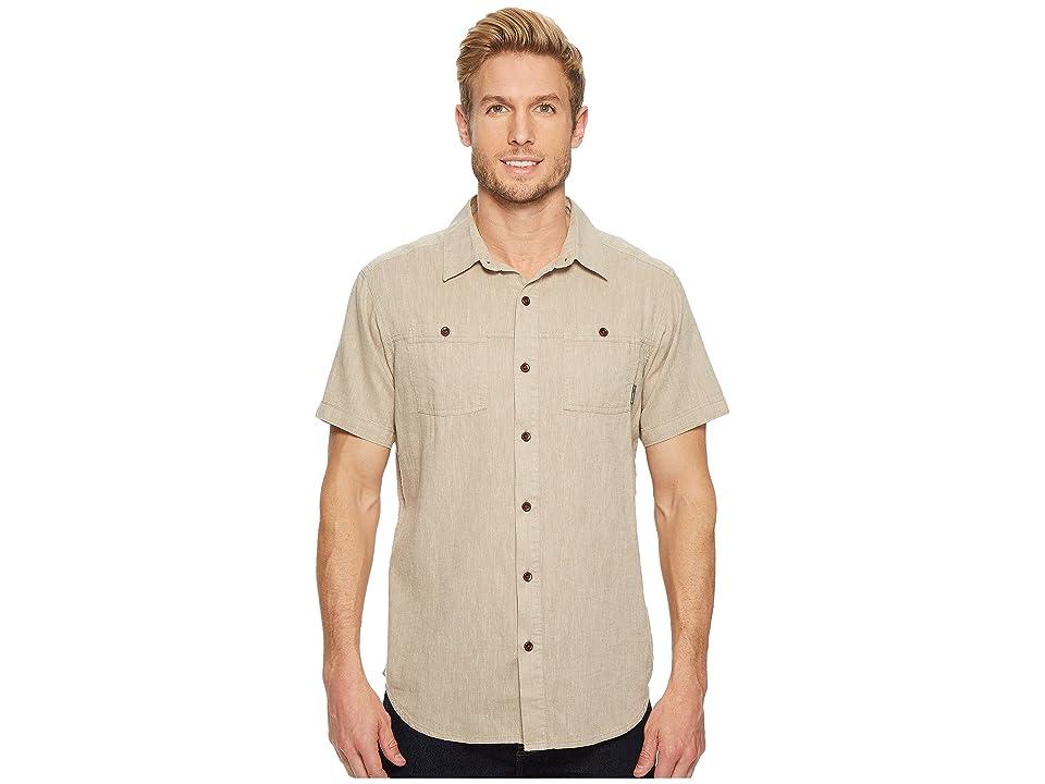 Columbia Southridge Short Sleeve Top (Tusk) Men