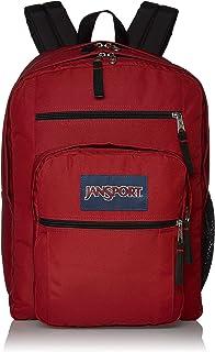 JanSport Unisex-Adult Big Student Backpack, Viking Red - JS0A47JK