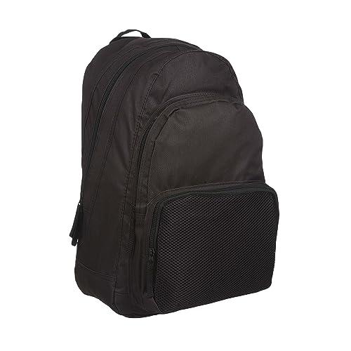 cab3b58497 MIG - Mud Ice Gravel Mens Large Plain Backpack Rucksack Bag SPORTS HIKING  SCHOOL WORK