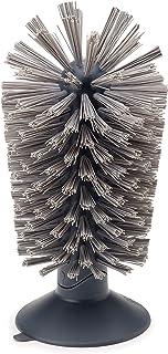 Joseph Joseph Brush Up Limpiador de Copas, Gris, 8x8x14.2 cm