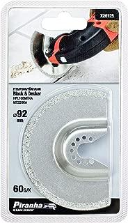 Para utilizar con rotorbitales Black+Decker X32202-XJ Autoadherente Bonete de lana /ø 125 mm plato circular de multilijadoras y X32021.