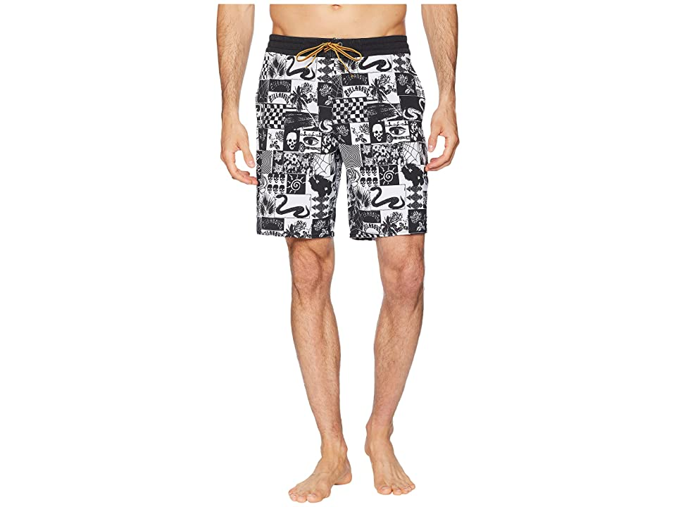 Billabong Sundays LT Boardshorts (White) Men