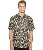 BALDWIN - Vista Palm Leaf Short Sleeve Shirt