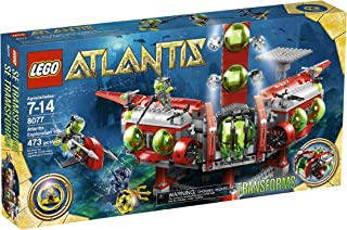 LEGO Atlantis Exploration HQ 8077