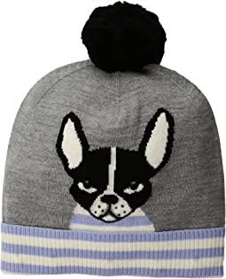 Kate Spade New York - French Bulldog Beanie