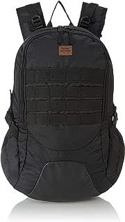 Royal Enfield Black Polyster Backpack Bag (RLCBGK000006)