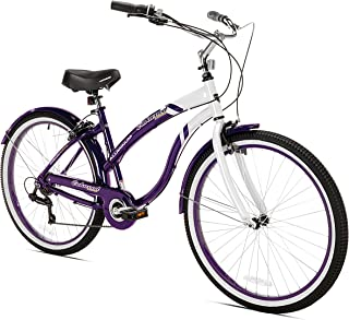 Oakwood Women's Cruiser Bike, 26-Inch