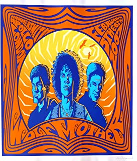 wolfmother concert poster