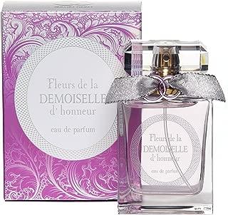 Fleurs De La Demoiselle d' Honneur Eau De Parfum Spray for Women (EDP) – 1.7 oz, Floral Fragrance, Best Wedding Gift for Her