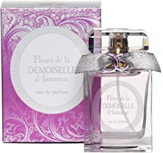 Fleurs De La Demoiselle d' Honneur Eau De Parfum Spray for Women (EDP) – 1.7 oz, Floral Fragrance, Best Wedding Gift for Her