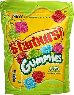 Starburst Sours Gummies, 8 oz