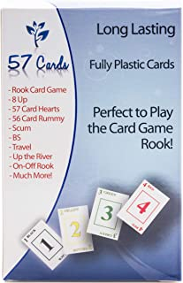 57 Cards Plastics: Play Rook and Other Card Games