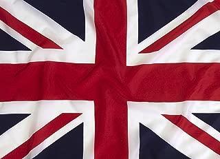 Federal Flags 6x10ft British Flag/Union Jack/UK Flag/United Kingdom Flag Outdoor Nylon from