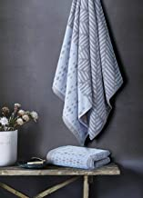 Esprit 100% Cotton 480 GSM Bath Towel (Blue)