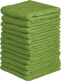 Beauty Threadz 12 Pack wash Cloths 400 GSM 12 x 12 12 x 12