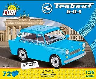 024808-003 Blanc nacr/é Trabant K/übel Maquettes Herpa