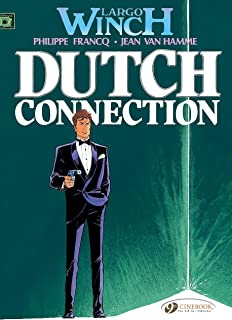 Largo Winch - Volume 3 - Dutch Connection