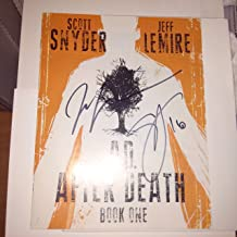 After Death - Book One: Rare Ashcan Edition