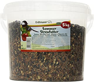 Erdtmanns Croquettes d'été pour Oiseaux Sauvages en Pot 5 kg