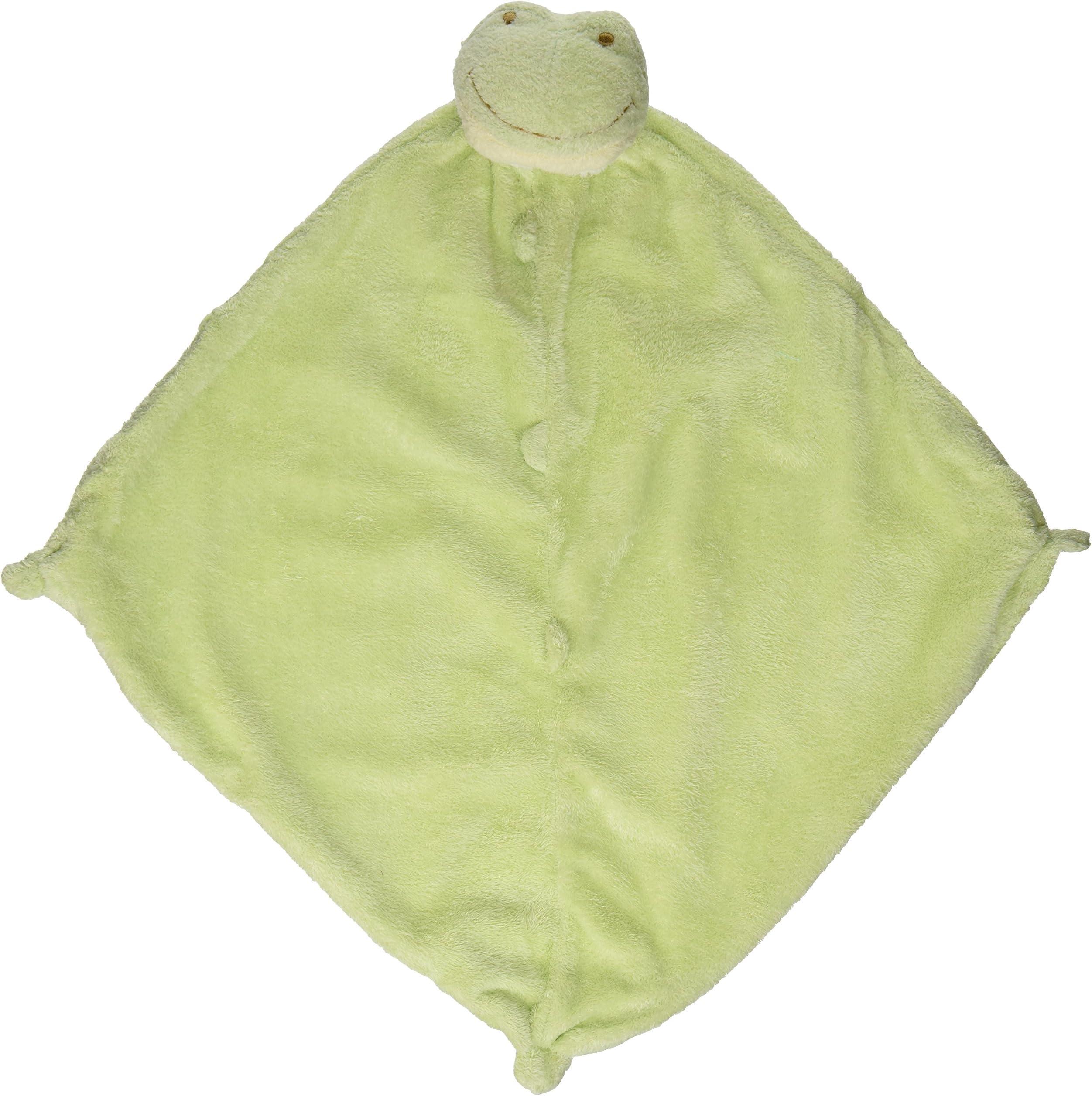 Angel Dear Blankie Green Frog Baby