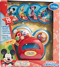 Best mickey cd player Reviews