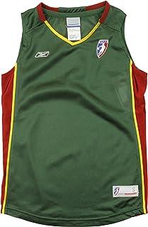 Seattle Storm WNBA Big Girls Home Replica Jersey - Green
