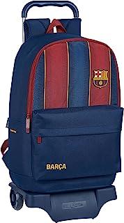 Mochila Safta Escolar con Carro Safta 905 de F.C. Barcelona 1ª Equipación 20/21, 310x150x470mm