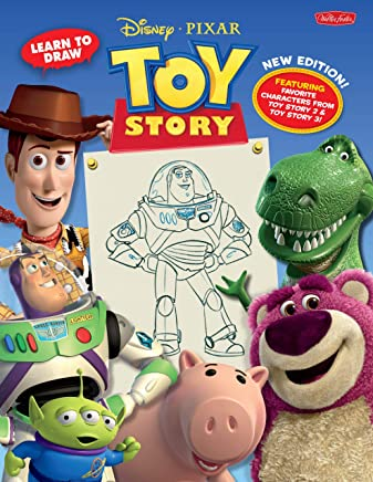 Learn to Draw Disney/Pixars Toy Story: Featuring Favorite Characters from Toy Story 2 & Toy Story 3!