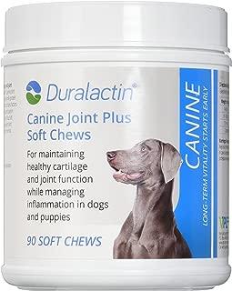 VPL Duralactin Canine Joint Plus Soft Chews Triple Strength - 90 Soft Chews