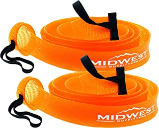Midwest Outfitters Fishing Rod Sleeve Rod Sock Cover 2 Pack