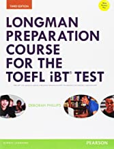 Longman Preparation Course for the TOEFL Test : iBT (3E) Student Book with MyLab Access and MP3 Audio and Answer Key (Long...
