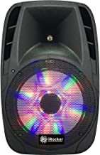 iRocker PA 1000 BriteLite Bluetooth Wireless PA Speaker System