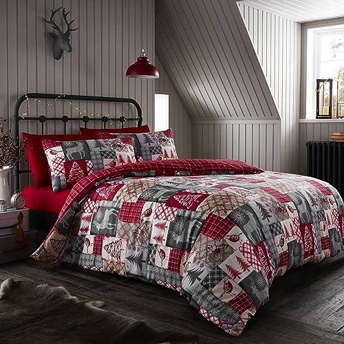 Christmas Bedding.Christmas Bedding Amazon Co Uk