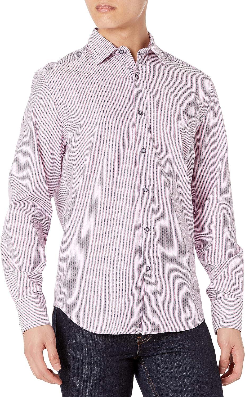 Robert Graham Men's Rimini L/S Woven Shirt