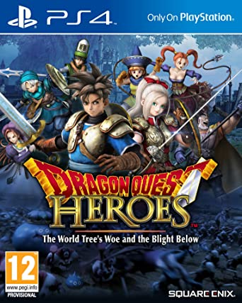 Dragon Quest Heroes: The World tree's Woe And The Blight Below [Importación Inglesa]