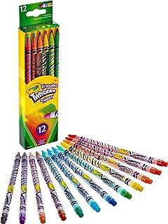 12 ct. Erasable Twistables Colored Pencils