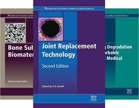 Woodhead Publishing Series in Biomaterials (50 Book Series)