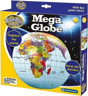 brainstorm B1704 Fact Finders Mega Globe, 50 cm