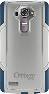 Otterbox Cell Phone Case for LG G4 – Retail Packaging – Sleet Grey/Dark Deep Water Blue