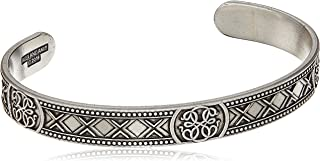 Alex and Ani Men's Path of Life Cuff Bracelet, Rafaelian Silver, Expandable