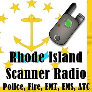 Rhode Island Scanner Radio - Police, Fire, EMS